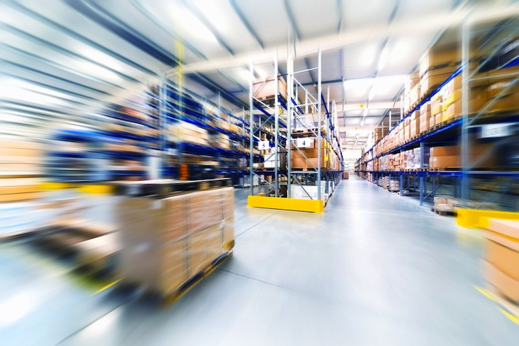 Logistik in Logistikimmobilienmarkt erreicht Umsatzhoch