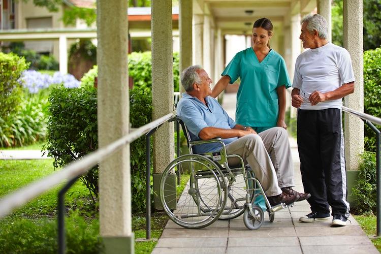 Pflege: Jeder zweite Deutsche fürchtet zum Pflegefall zu werden