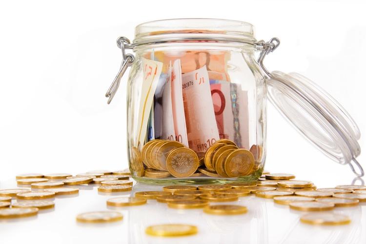 Sparen1 in Umfrage: Sparquote der Deutschen wächst