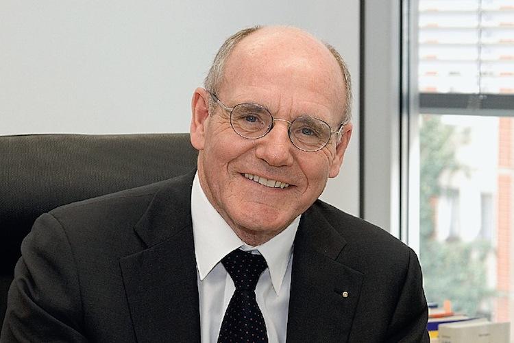 Professor Dr. Günter Hirsch, Versicherungsombudsmann