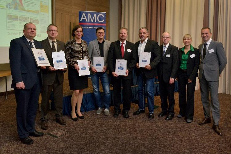 AMC zeichnet Versicherungswebsites aus