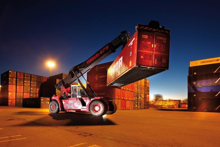 Buss-Fonds finanzieren 200.000 Container am US-Anleihenmarkt