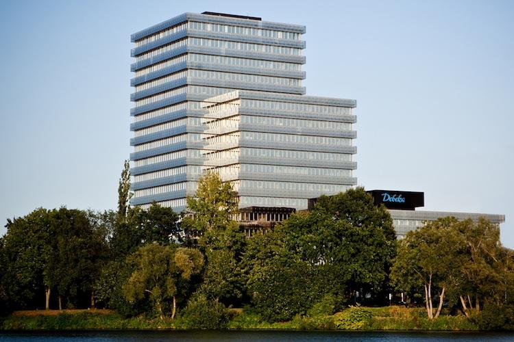 Sitz der Debeka-Hauptverwaltung in Koblenz.