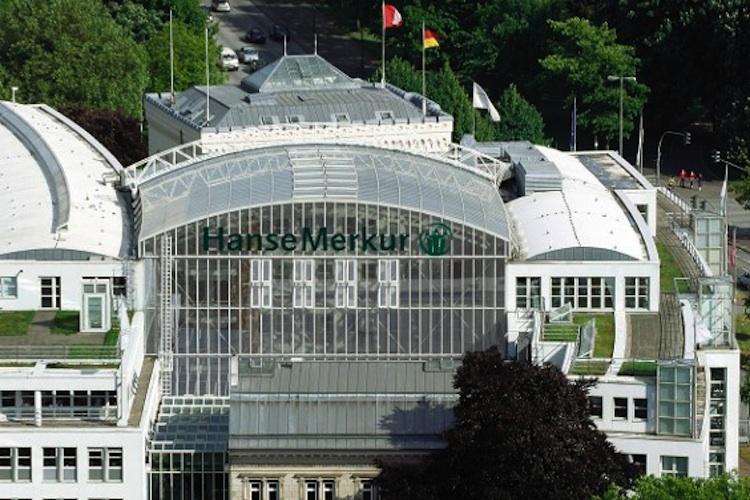 Hanse-Merkur Hauptsitz in Hanse Merkur 24: Regulierung macht Verschmelzung notwendig