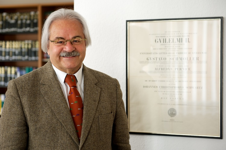 Schwintowski ist Beiratsvorsitzender im Heilwesennetzwerk