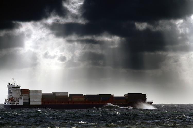 Schiffsfonds: Der Geschäftsbetrieb ruht
