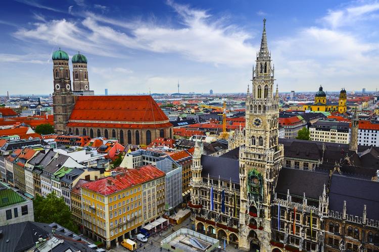 Wohnungsmarkt München