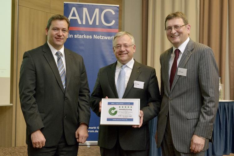 AMC-Award: ADAC für nachhaltige Kundenorientierung ausgezeichnet