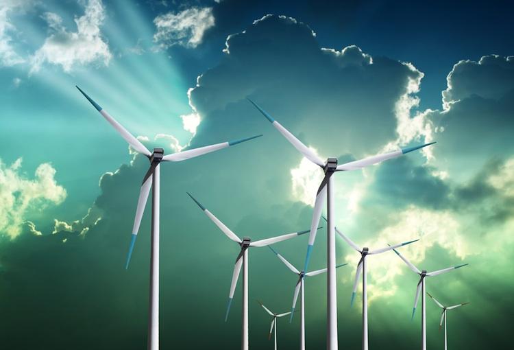 Windpark1 in PNE Wind: Positive Zahlen für 2013