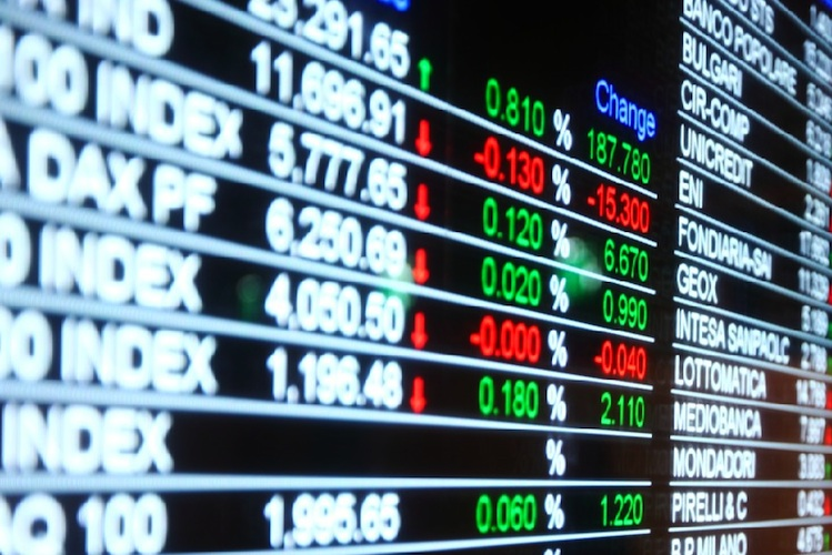 B Rsenkurse1 in Aktien Frankfurt: Verluste zum Handelsstart