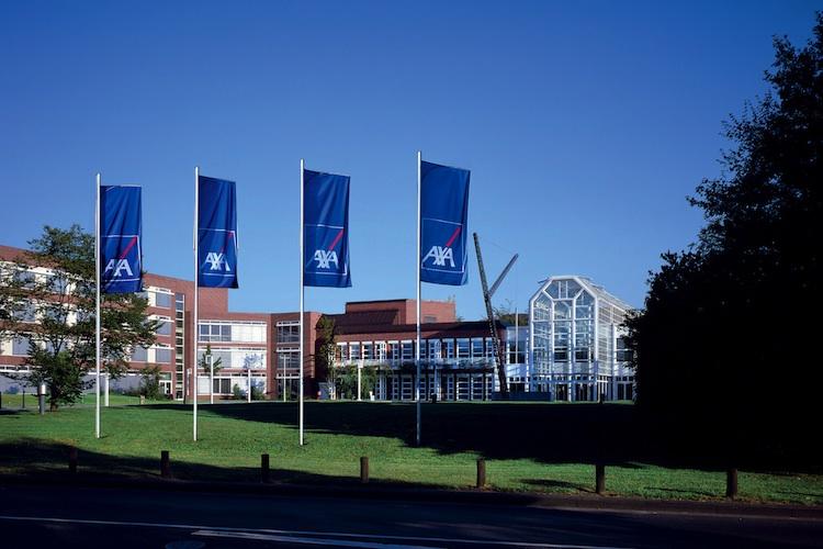 Axa-Hauptsitz in Köln