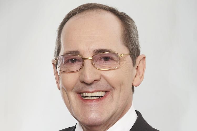 Rüdiger R. Burchardi, Sprecher des Vorstands der Dialog Lebensversicherung