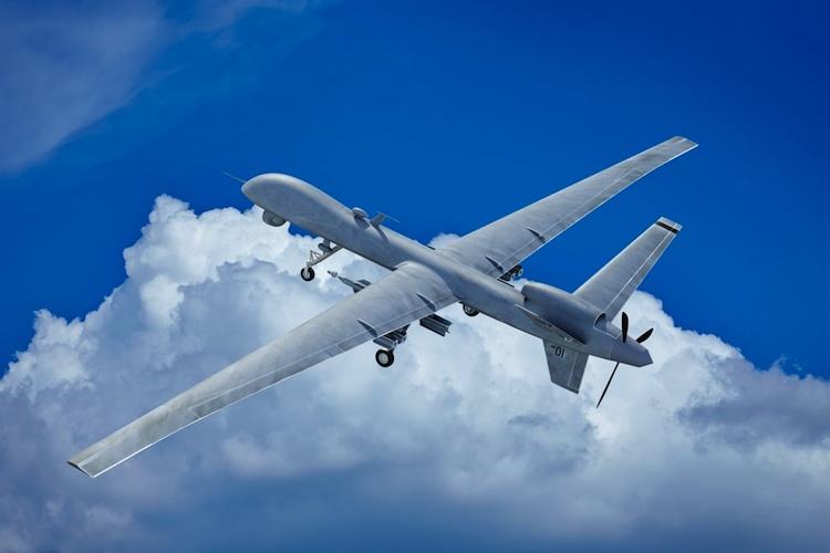Drohne750 in UBS lanciert Robotik-Zertifikat