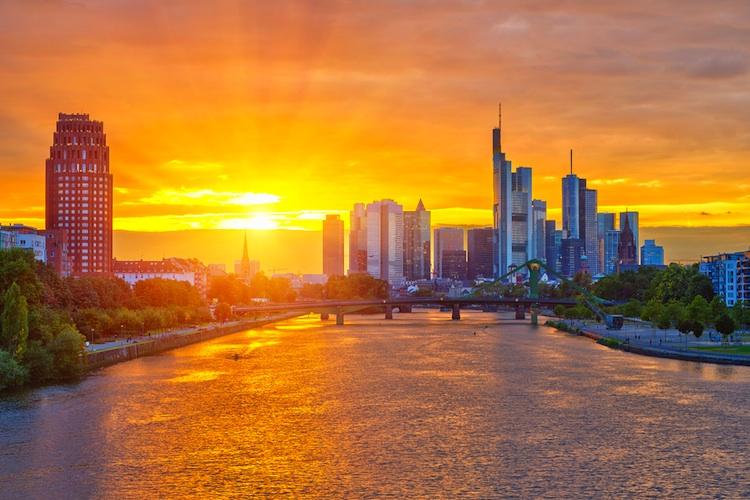 Frankfurt-am-Main- in Bankenstresstest: EZB hat nur einen Versuch