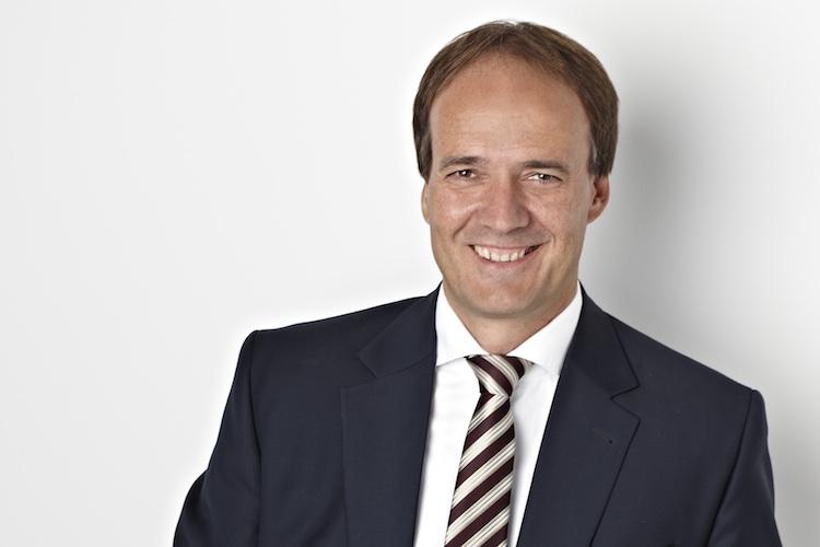 Stefan Giesecke, Vorstand der fpb, organisiert den Vertrieb der neuen Direktversicherung von Cardea Life.