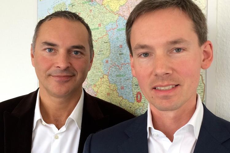 Stephan Heiss (links) und Pascal Spano sind Gründer und Geschäftsführer von Passt24.