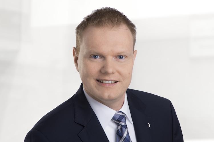 Thorsten Jaeger in Project verpflichtet institutionellen Fondsmanager