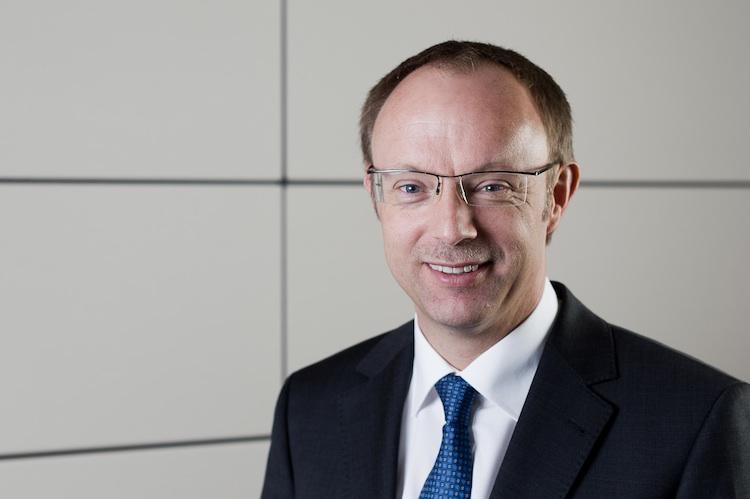 Alex Gadeberg Portrait in Fondsbörse Deutschland meldet stabile Umsätze