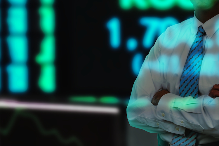 Bo Rsenhandel-7501 in Aktives Management unverändert gefragt