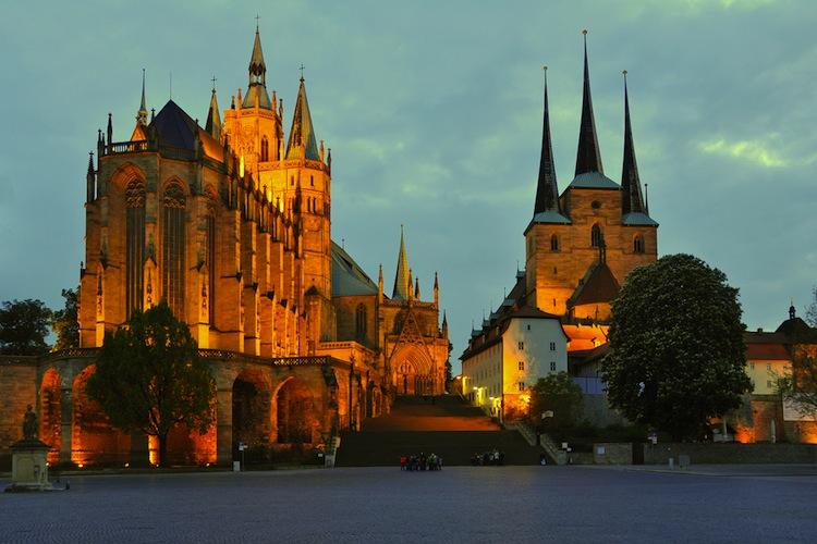 Shutterstock 64674253 in Erfurt: Nachfrage nach Wohnraum nimmt zu