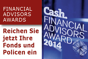 Financial Advisors Awards 2014