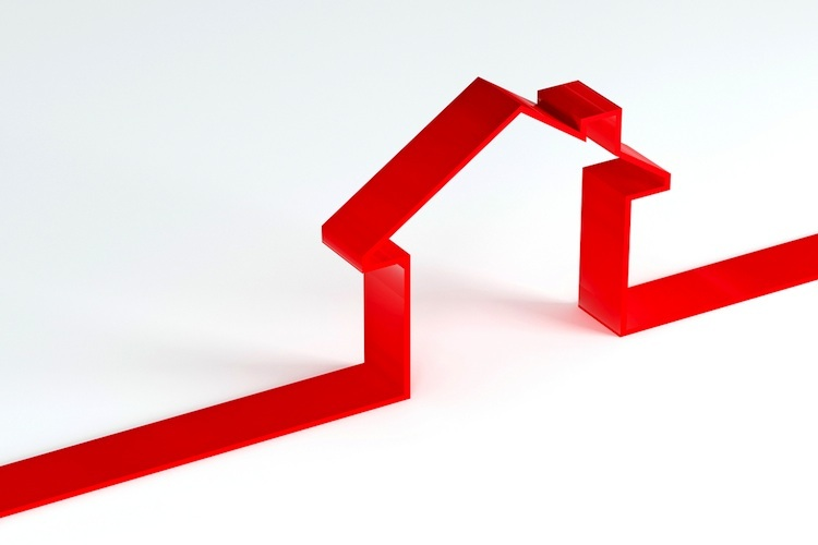 Deutsche-Hypo-Index Haus Immobilienkonjunktur in Deutsche Hypo-Jubiläums-Index: Fallendes Immobilienklima und steigende Immobilienkonjunktur