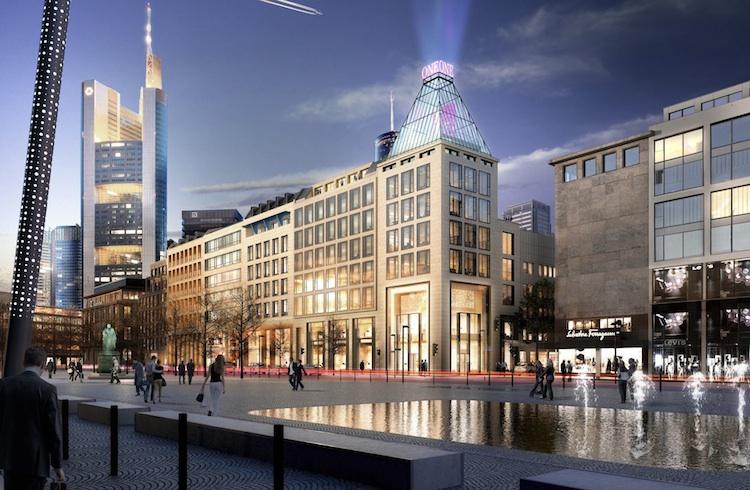 OneGoethePlaza Frankfurt Goetheplatz5-11 in Bilfinger Berger übernimmt Property Management für IVG-Objekte