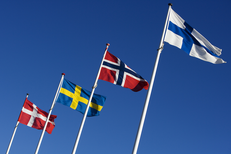 Skandinavien