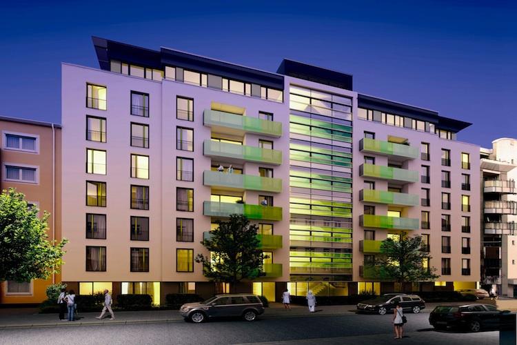 WHS Wohnungsbau Frankfurt-am-Main in Wüstenrot Haus- und Städtebau steigert Verkaufsvolumen