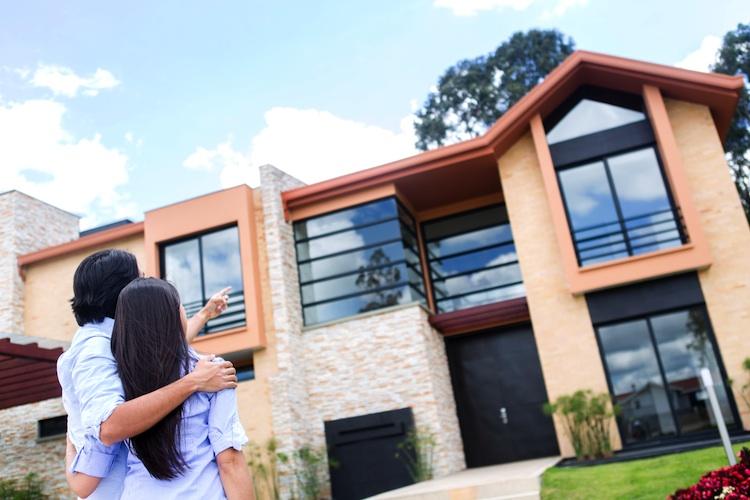Wohnimmobilie Shutterstock Gro 114620170 in BFW: Mietpreissteigerungen betreffen nur gehobene Lagen