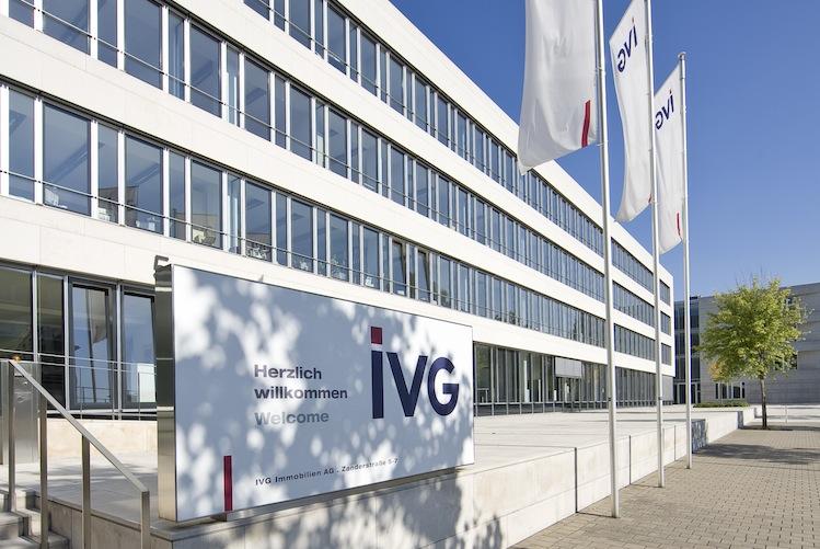 Ivgimmobilienag Zentrale Zanderstrasse Bonn in DFH managt künftig Immobilienfonds der IVG