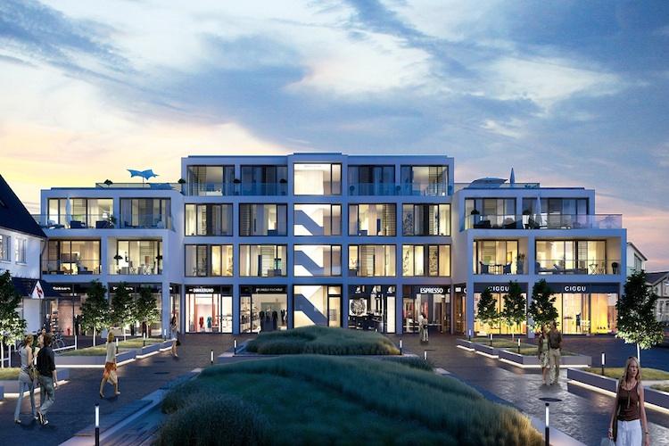 Bauprojekt-Neue-Mitte in Westerland bekommt eine Neue Mitte