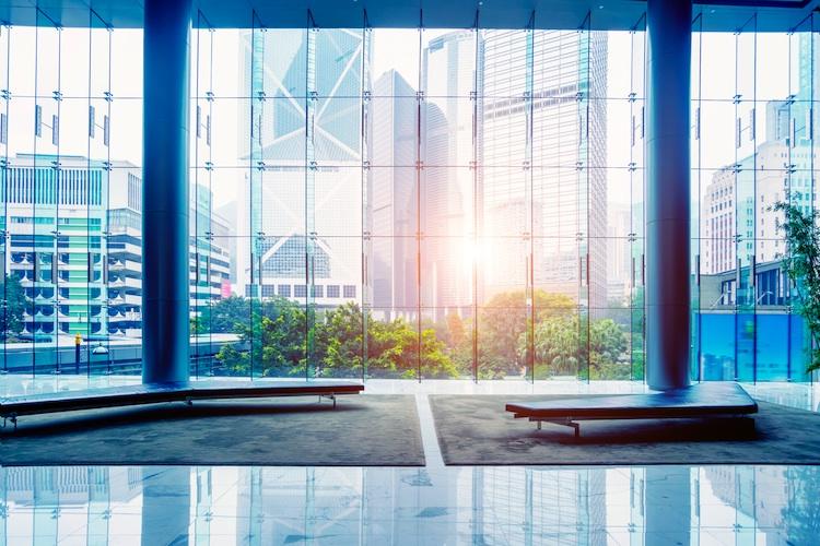 Buero Shutterstock Gro 129283913 in Büromarkt: Flächenumsatz im Aufwärtstrend