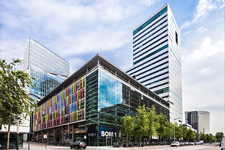ITO-SOM in Union Investment erwirbt Büroensemble in Amsterdam
