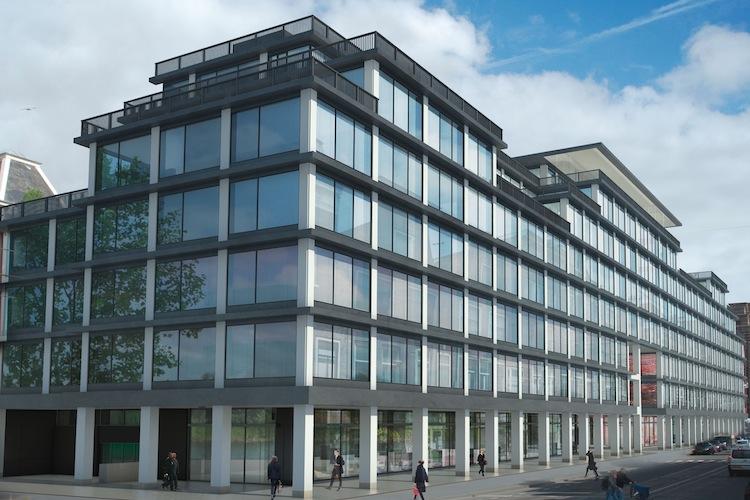 Impression PrinsKeizer Vijzelstraat HIH in HIH Global Invest kauft Objekt in Amsterdam