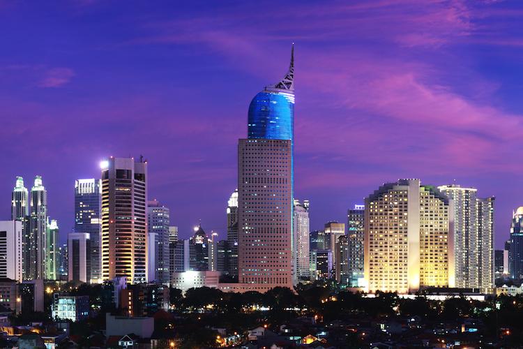 Indonesien-Skyline-Jakarta-750 in Fundamentaldaten rechtfertigen keinen Kurssturz bei globalen Immobilien