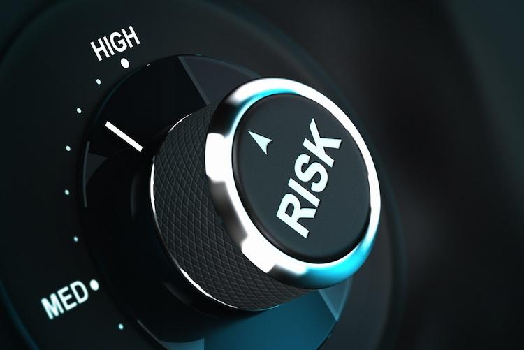 Risiko in Risikoappetit institutioneller Investoren wächst langsamer