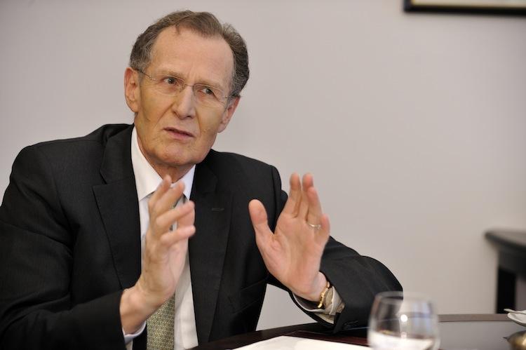 Bert-Ruerup in Bert Rürup: Familienunternehmen überzeugen als Anlageziel