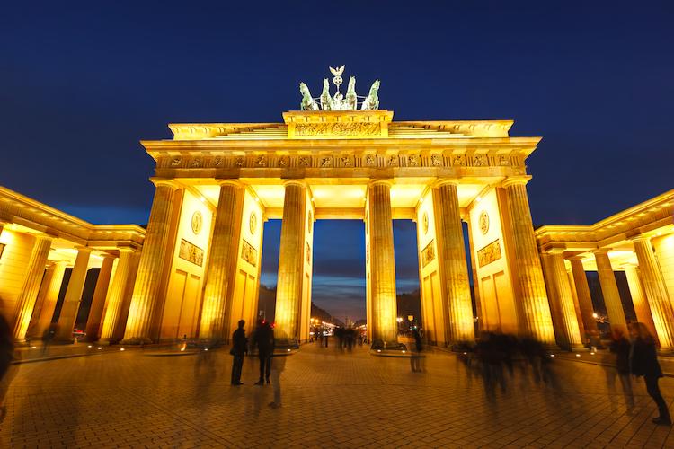 Deutschland-750 in Coface sieht Deutschland zurück in der Spur