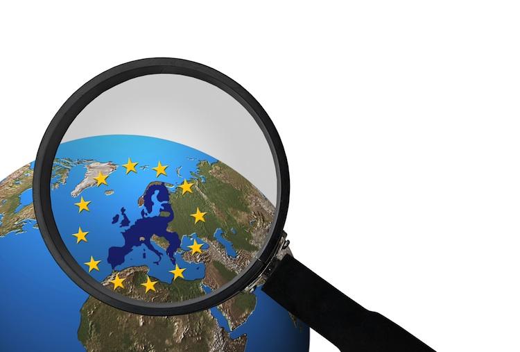 Europa-unter-Lupe750 in Drei Szenarien mit Einfluss auf Europa-Aktien