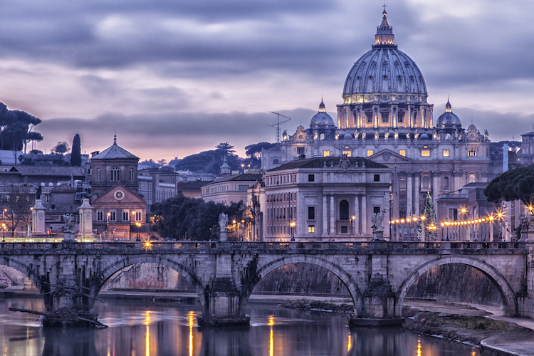 Rom-Tiber-750- in Preisschub bei Wohnimmobilien in der Ewigen Stadt