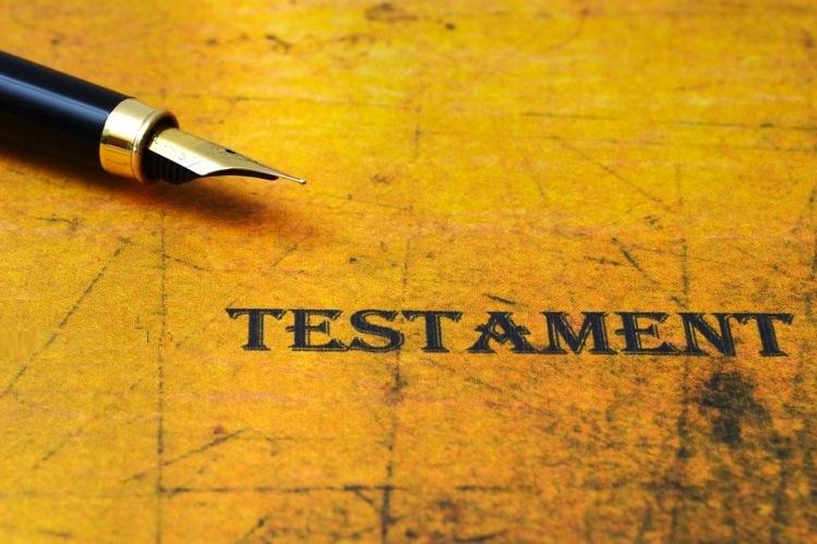 Erfolge-testament in Umfrage: Erbschaftssteuer unfair