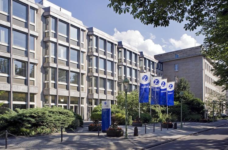 Zurich Deutschland plant Neubau in Köln Deutz
