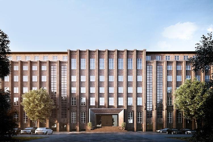 Ansicht-Rungestra E-Kopie in Berlin: Ehemalige SED-Parteihochschule wird zu Wohngebäude