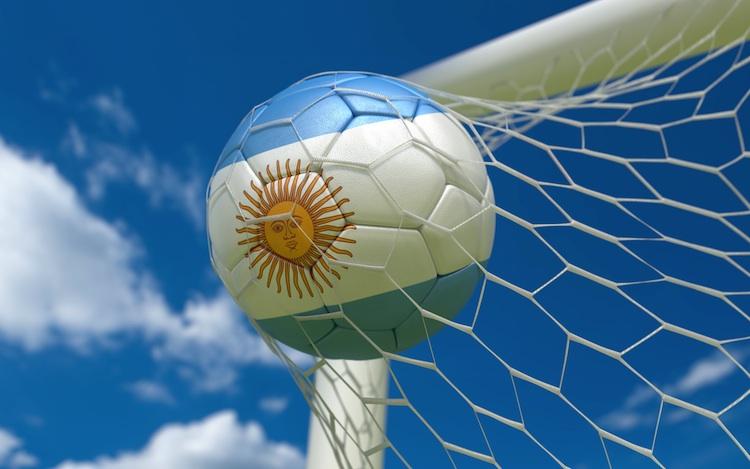 Argentinien-Goal in Titelaspirant Argentinien auch wirtschaftlich vorne