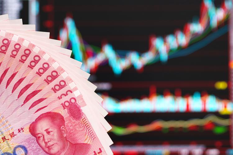Renminbi-750 in Chinas Zentralbank schickt Yuan auf Talfahrt