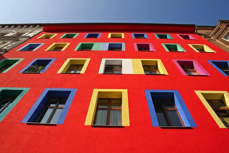 Wohnhaus Shutterstock Gross 2002545-Kopie-2 in Immobilienindex IMX: Ausgeglichene Entwicklung bei Kaufpreisen und Mieten