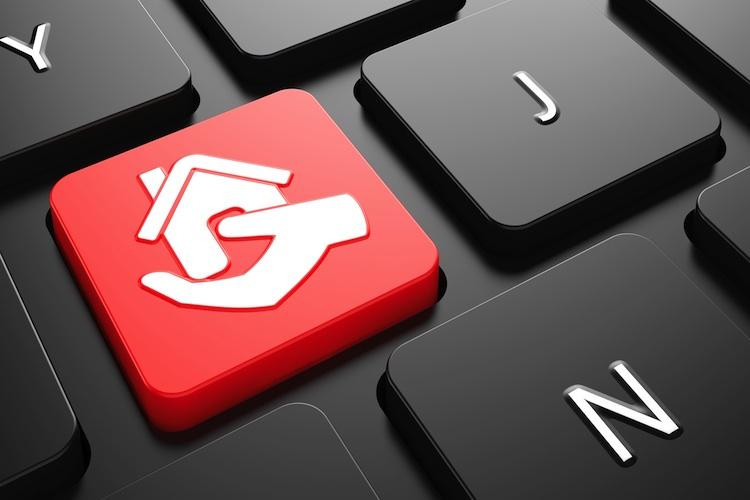 Bausparen Online Shutterstock 172326218-Kopie-2 in Europace: Transaktionsvolumen wächst zweistellig