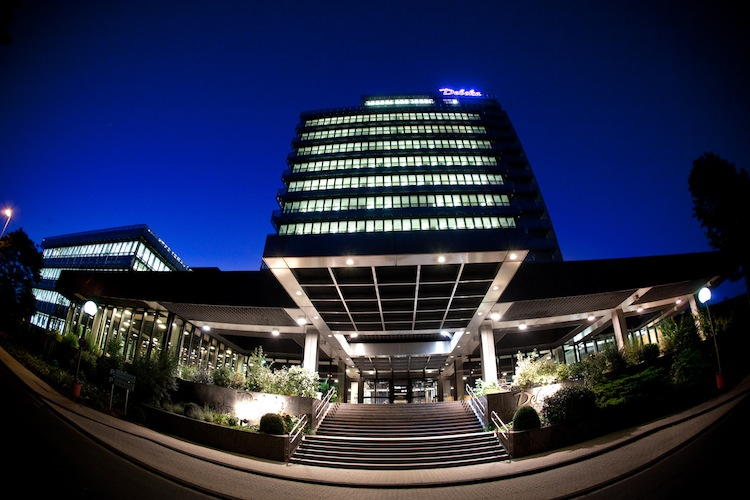 Debeka Hauptsitz in Debeka legt Gesamtverzinsung für 2016 fest