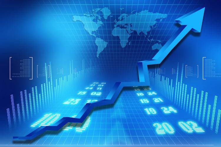 Weltwirtschaft750 in Schwungvoller Welthandel pusht weltweite Konjunktur